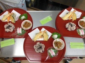 敬老の日お祝い膳 (2)
