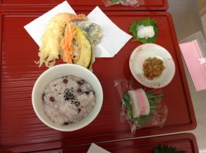 敬老の日お祝い膳 (3)