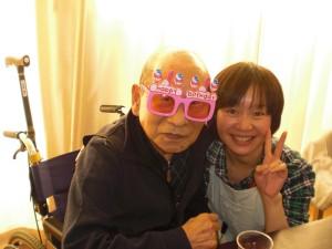 【社会福祉法人彦成福祉会】クリスマス会 (7)